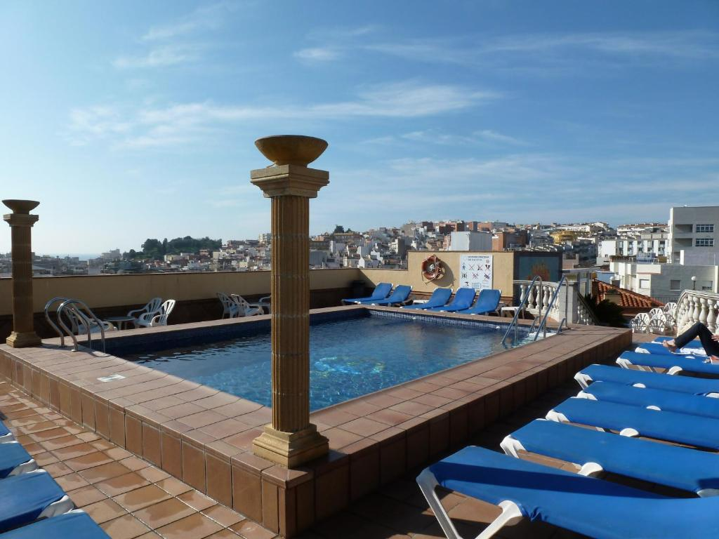 The swimming pool at or near Hotel Costa Brava