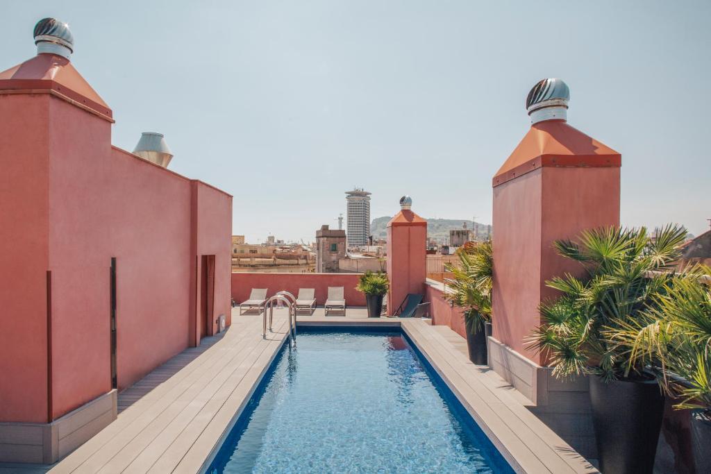 Barcelona hotel kinderen