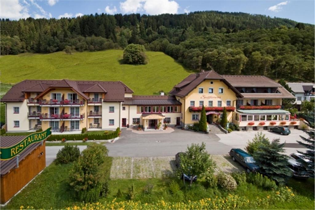 Landhotel Stofflerwirt Sankt Michael im Lungau, Austria