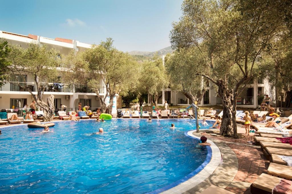 Bassein majutusasutuses Vile Oliva Hotel & Resort või selle lähedal