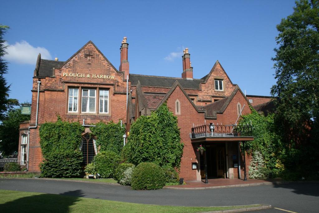 Best Western Plough & Harrow Hotel - Laterooms