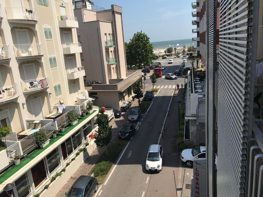 Hotel Losanna Rimini, Italy