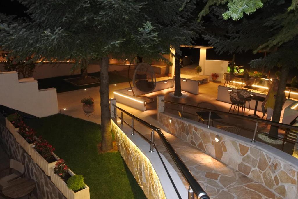 Hotel Konaki Arnaia, Greece