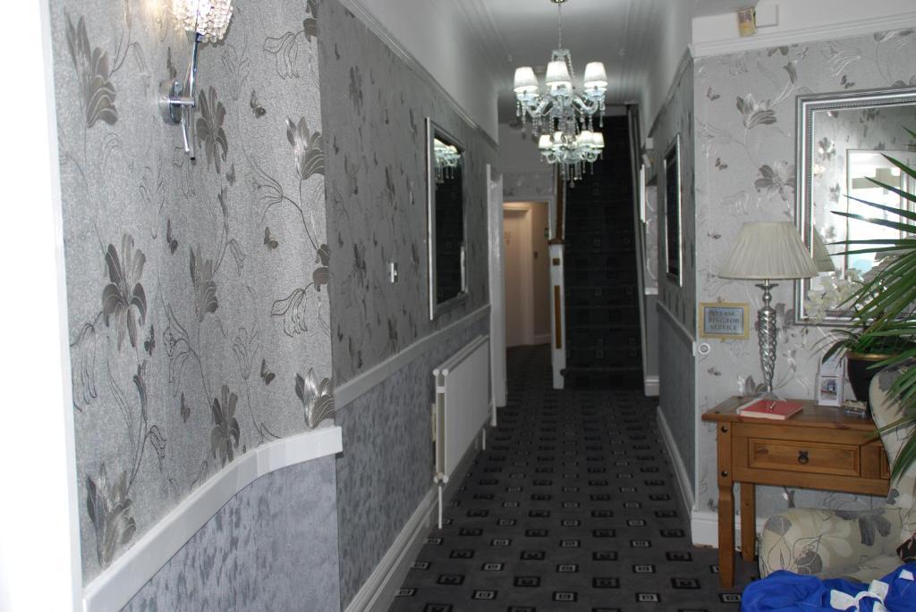 Brincliffe Hotel in Blackpool, Lancashire, England