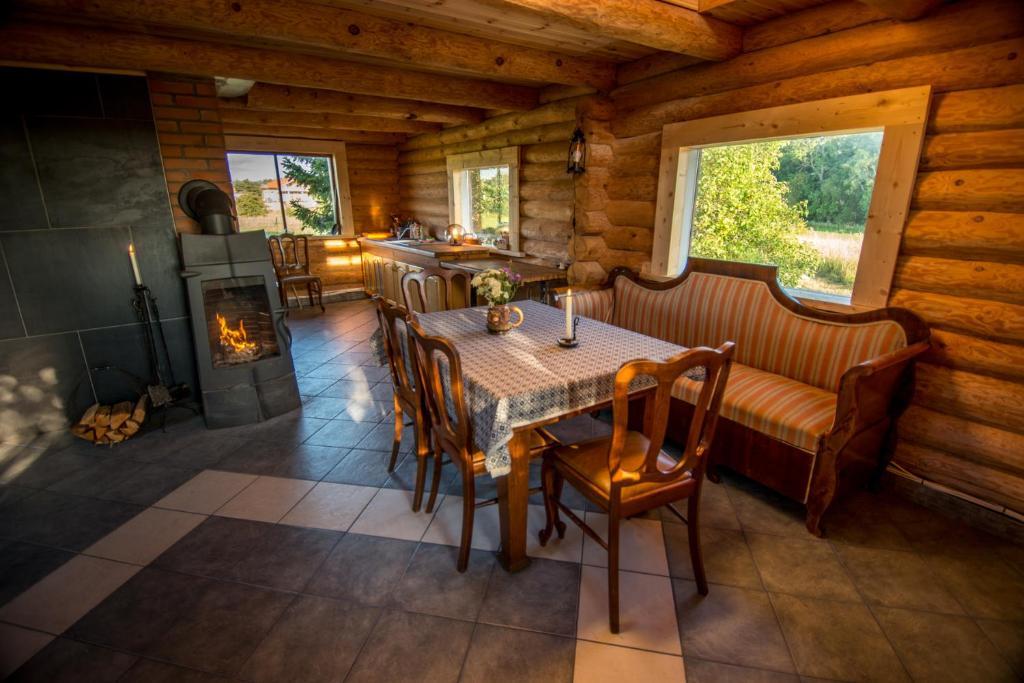 Restoran või mõni muu söögikoht majutusasutuses Northern Zen