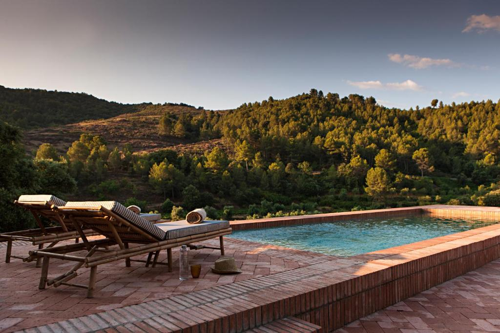 The swimming pool at or near Terra Dominicata - Small Luxury Hotels