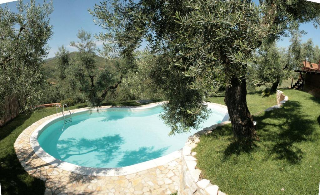 The swimming pool at or close to I Giardini Di Margius
