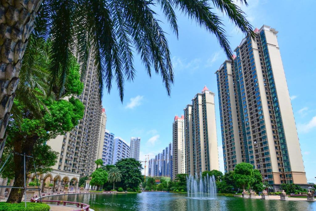 Beihai Beautiful Time Apartment