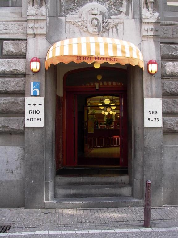 Rho Hotel - Laterooms