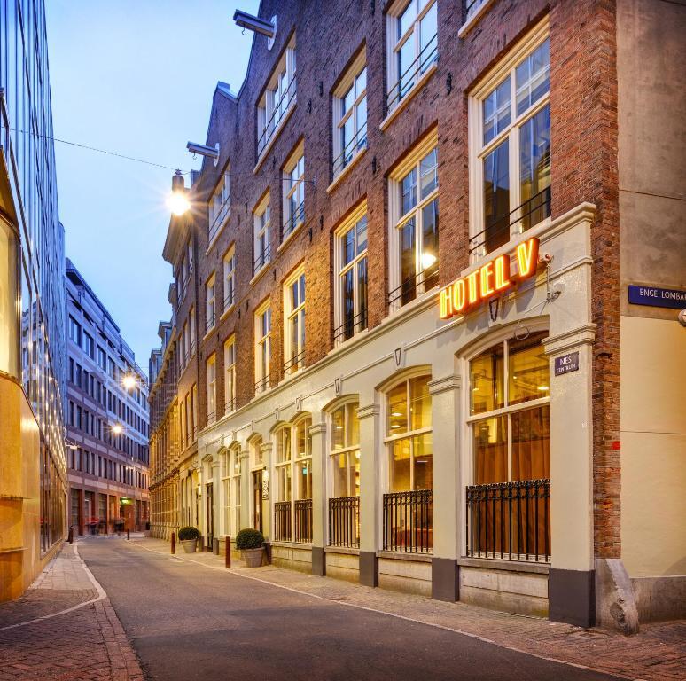 Hotel V Nesplein Amsterdam, Netherlands