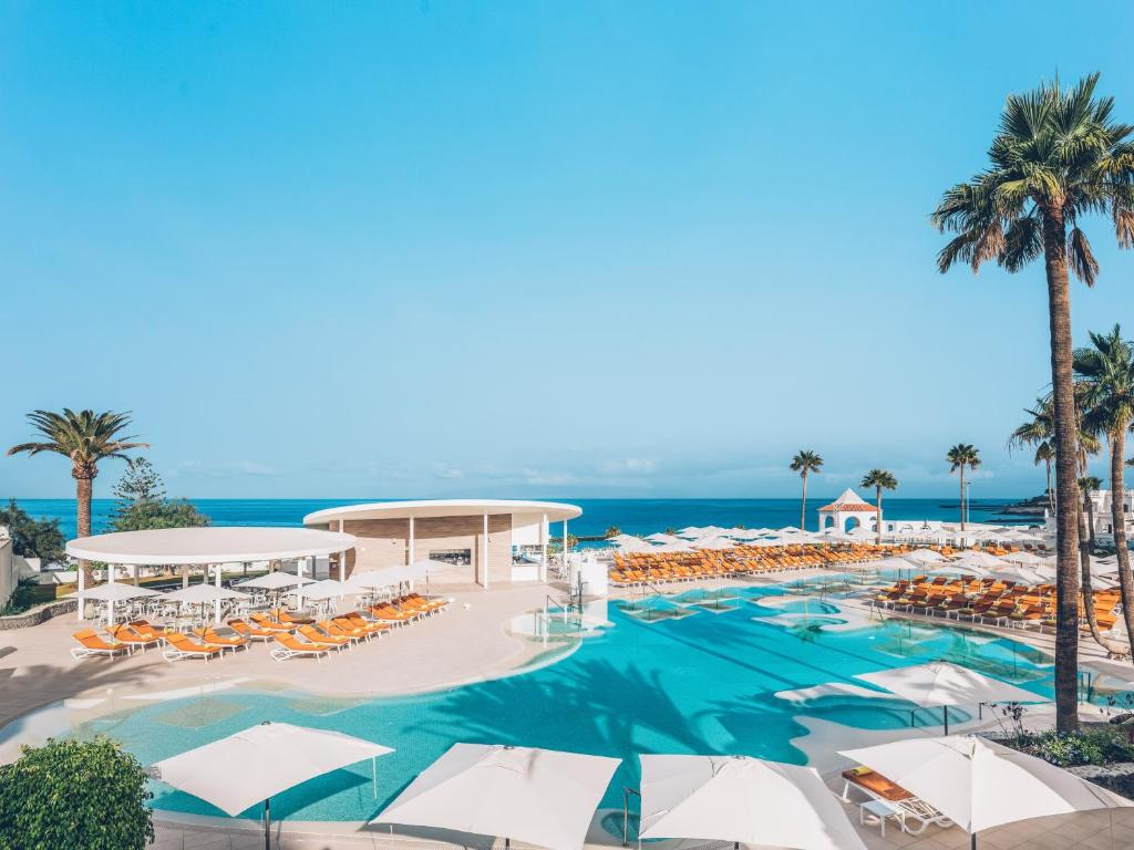 The swimming pool at or near Iberostar Selection Sábila - Adults Only