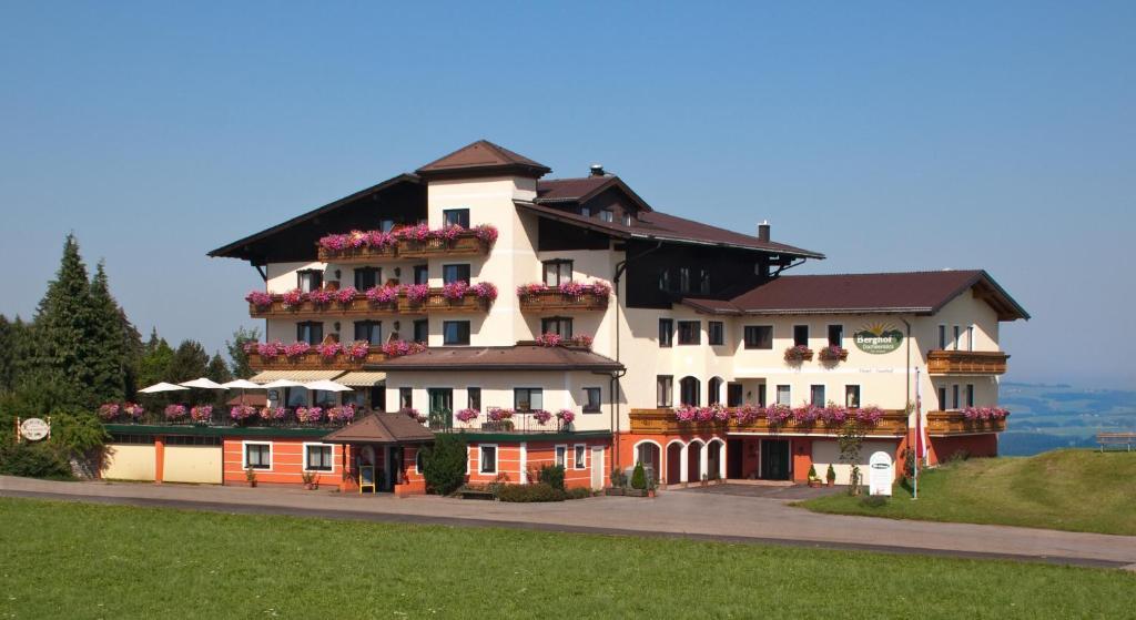 Hotel-Restaurant am Hochfuchs Eugendorf, Austria