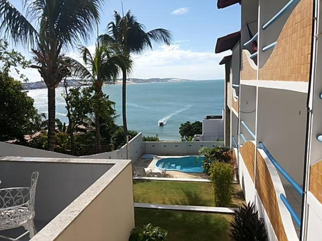 A view of the pool at Pousada Estacao Do Sol Natal or nearby
