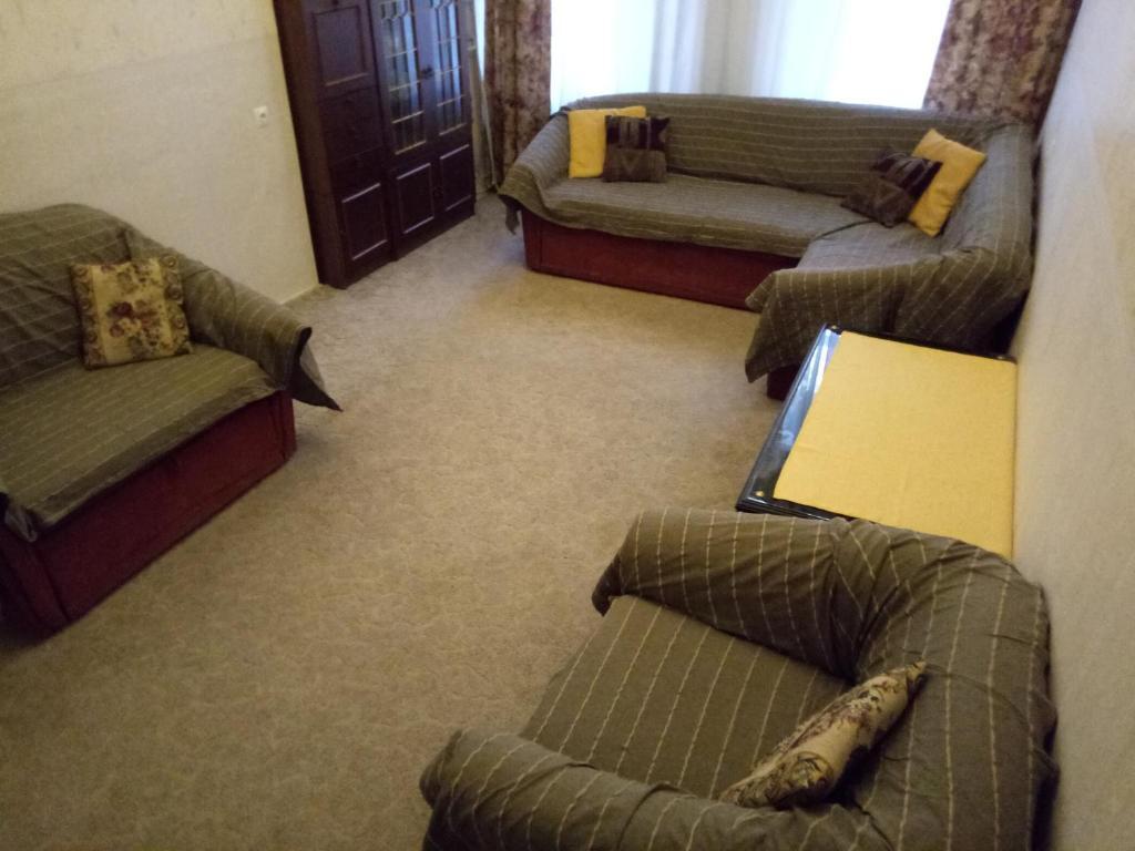 Гостиная зона в Apartment Rental