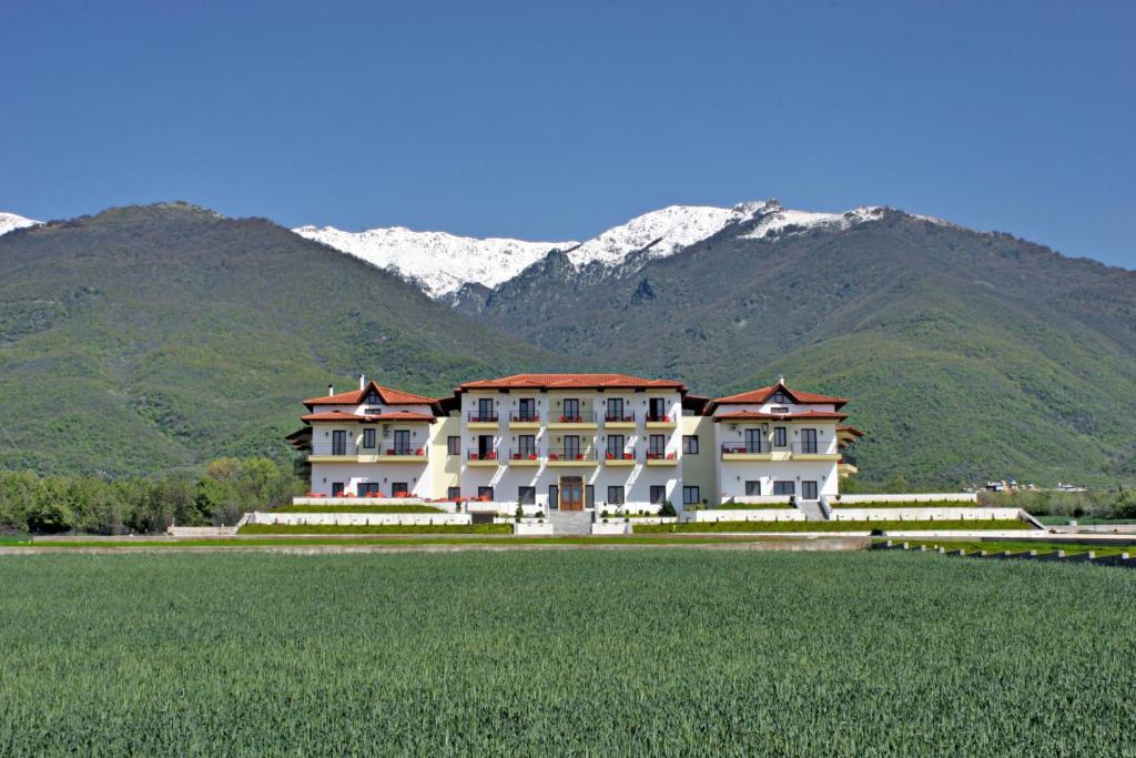 Villa Belles Akritochori, Greece