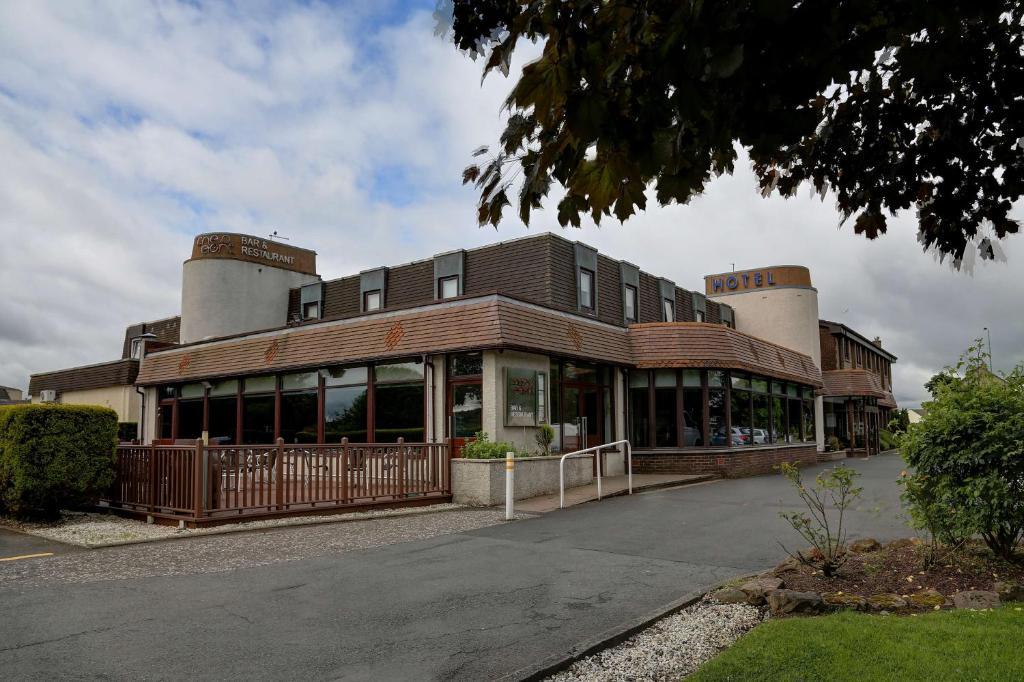 Best Western Glasgow Livingston Hilcroft Hotel, Livingston - Laterooms