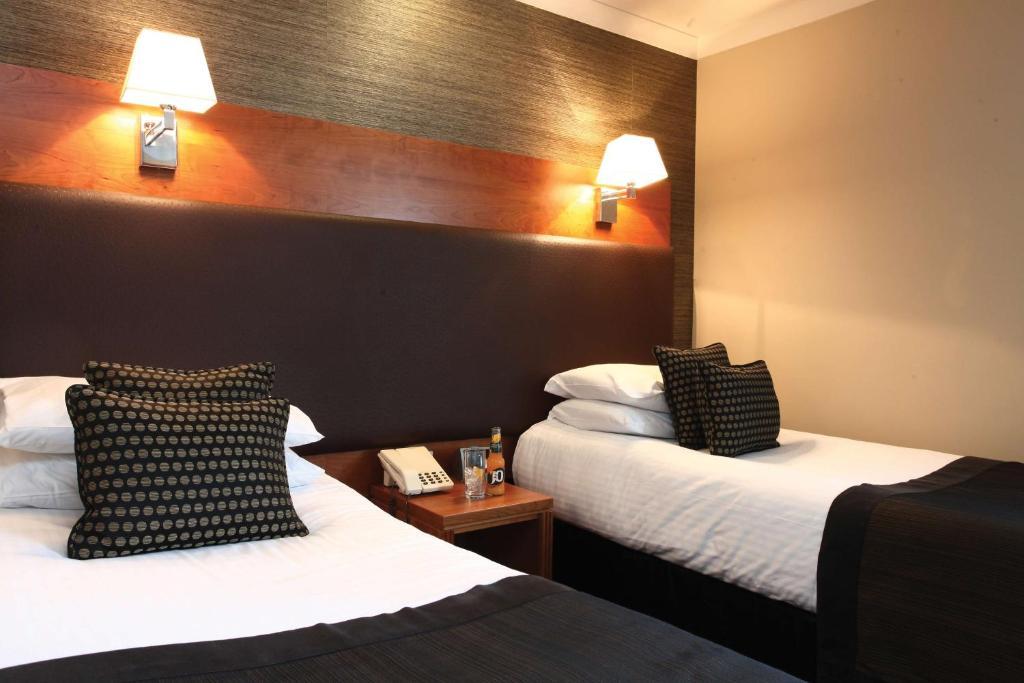 BEST WESTERN Garfield House Hotel - Laterooms