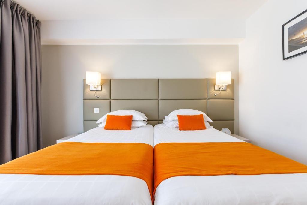 Hotel Nice Riviera - Laterooms