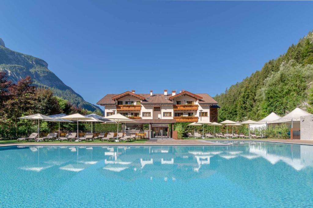 Hotel La Maison Wellness & Spa Alleghe, Italy