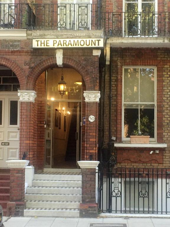 The Paramount Hotel - Laterooms