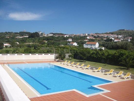 A piscina em ou perto de Quinta de Malmedra