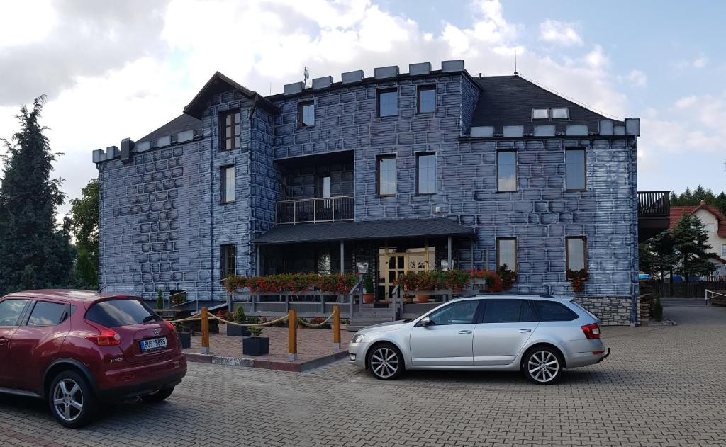 Hotel Camelot Tisa, Czech Republic
