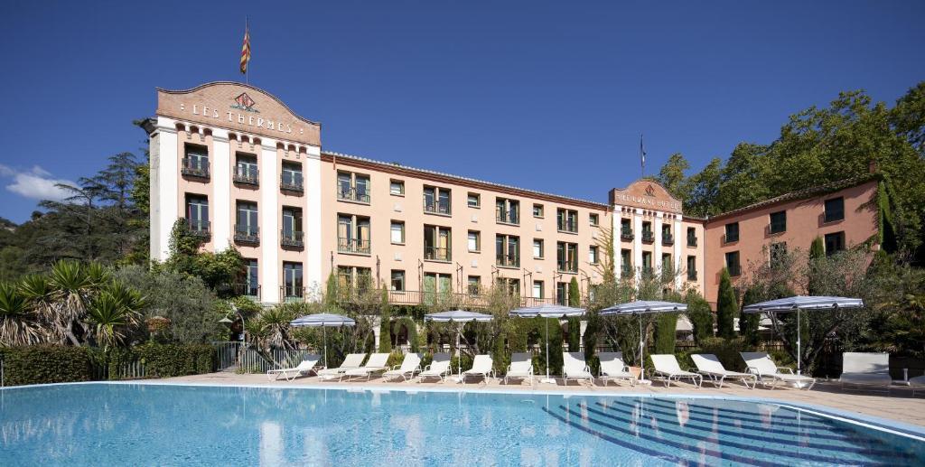 Le Grand Hotel Molitg les Bains, France