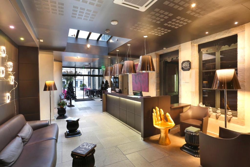 Hotel de Paris Besancon, France