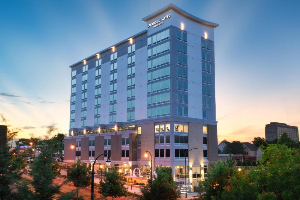 The SpringHill Suites by Marriott Atlanta Downtown.