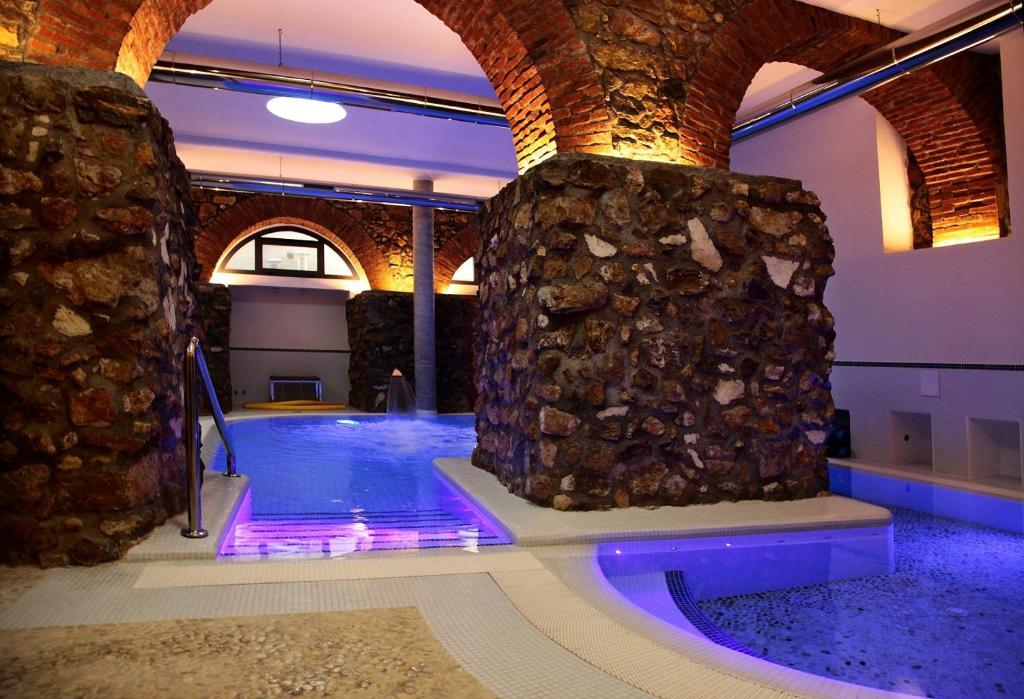 The swimming pool at or near Hotel La Margherita & SPA