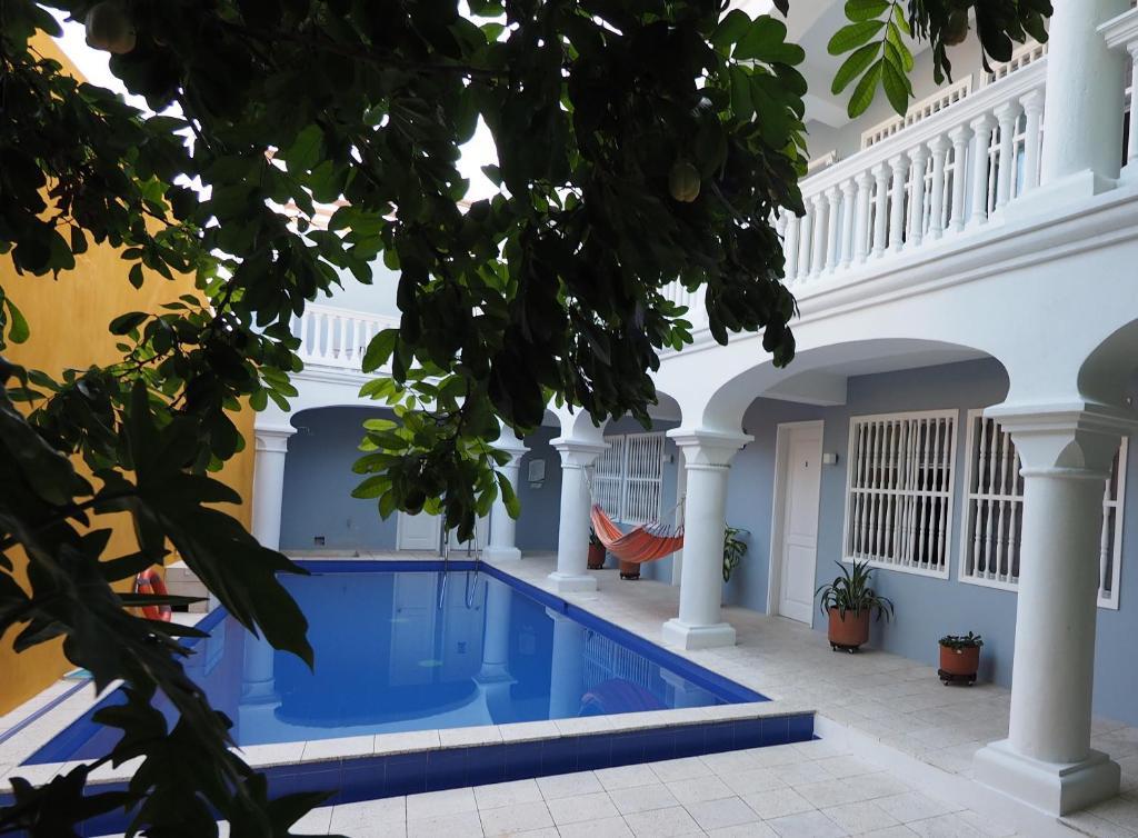 Piscina en o cerca de Hotel Casa Cytia