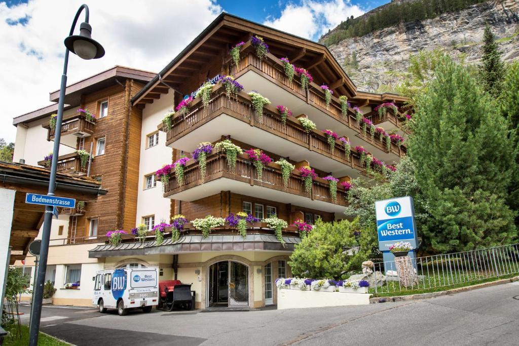 BEST WESTERN Hotel Butterfly Zermatt, Switzerland