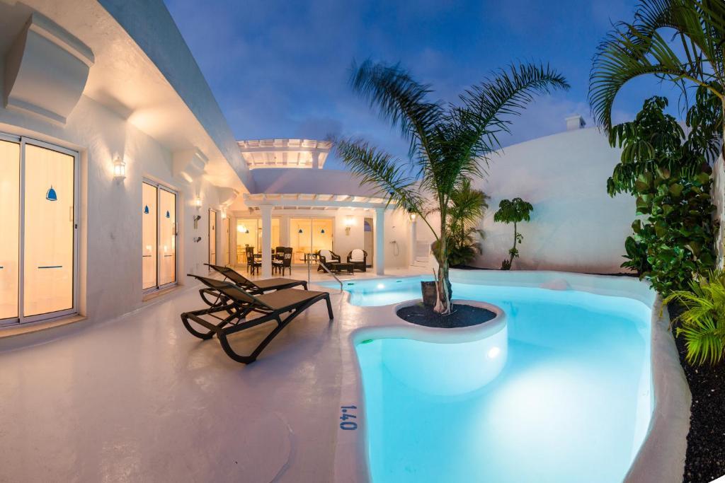 Piscina en o cerca de Bahiazul Villas & Club Fuerteventura