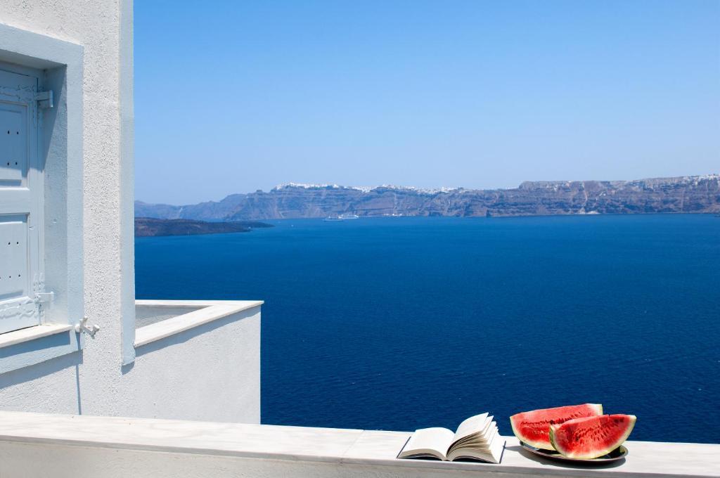 Hotelli – yleinen merinäkymä tai majoituspaikasta käsin kuvattu merinäkymä