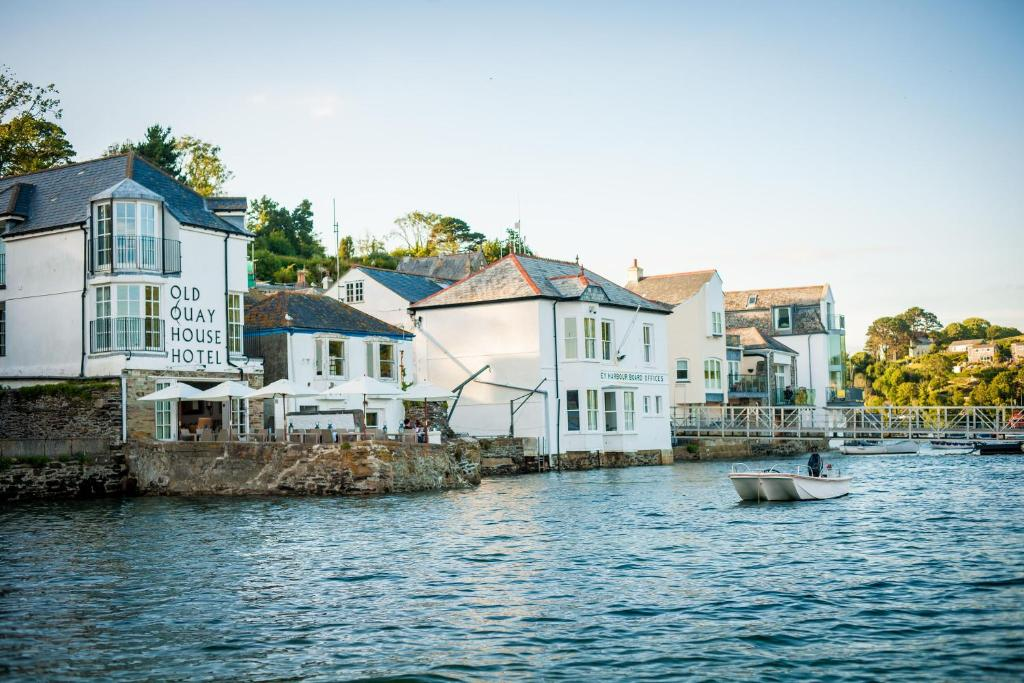 The Old Quay House Hotel - Laterooms