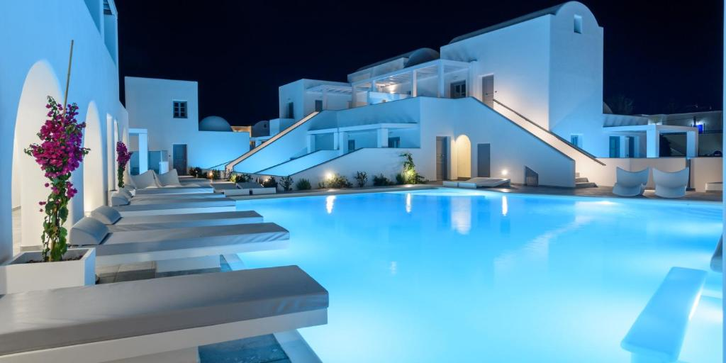 The swimming pool at or near Antoperla Luxury Hotel & Spa