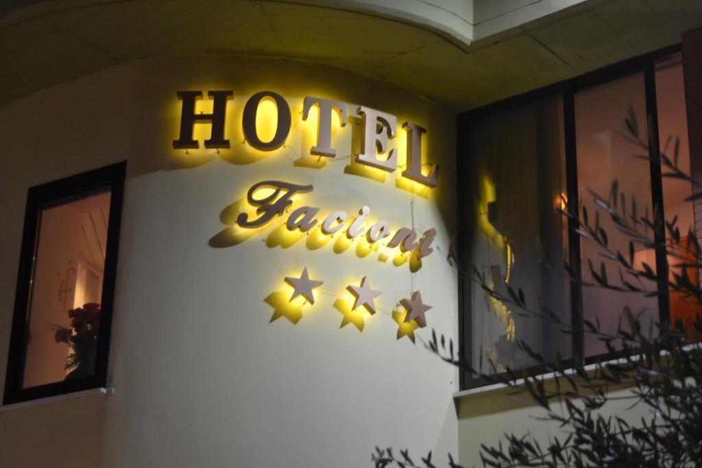 Hotel Facioni Pomezia, Italy