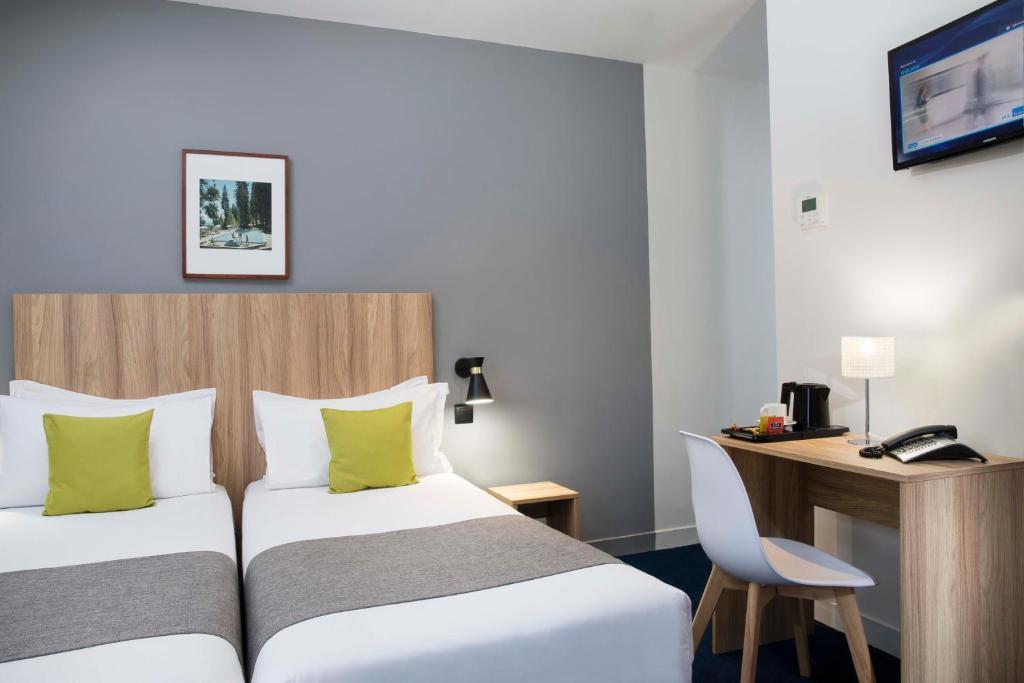 Hotel Moulin Vert - Laterooms
