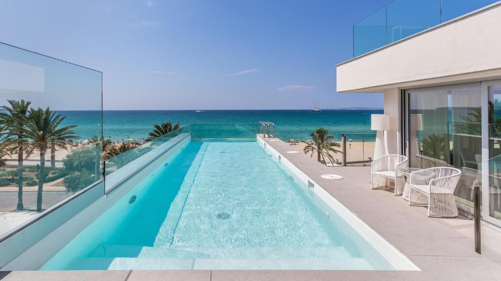 Piscina di The Hype Beach House o nelle vicinanze