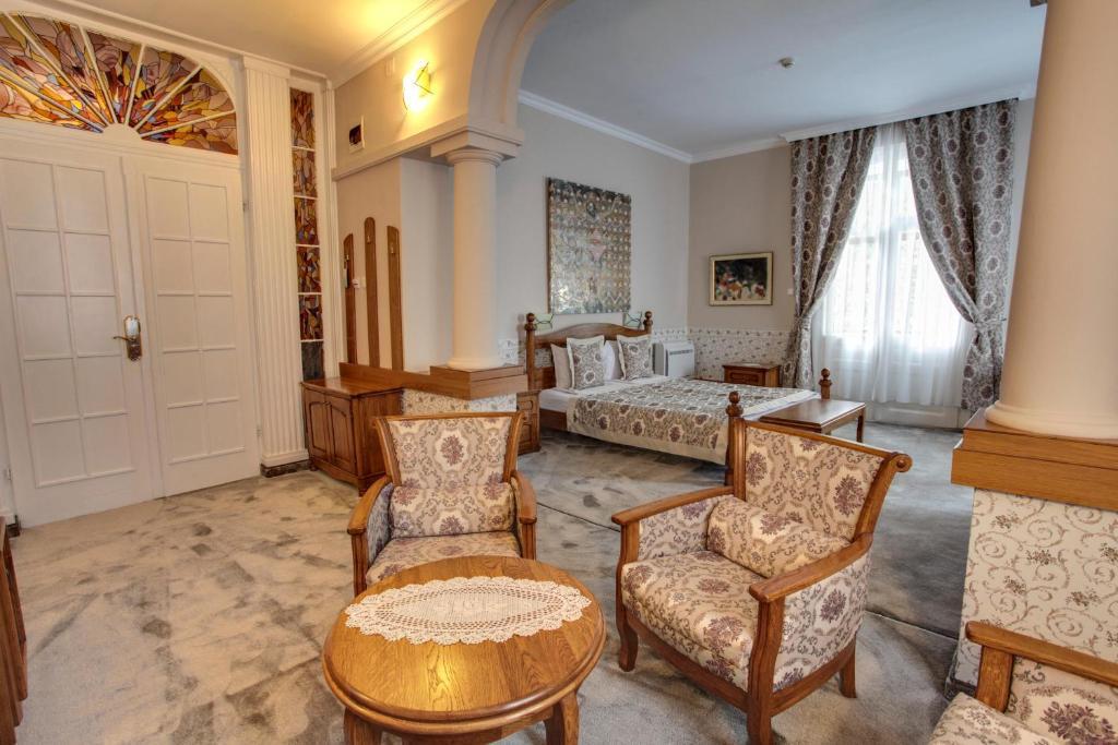 Hotel Restaurant Odeon Plovdiv, Bulgaria