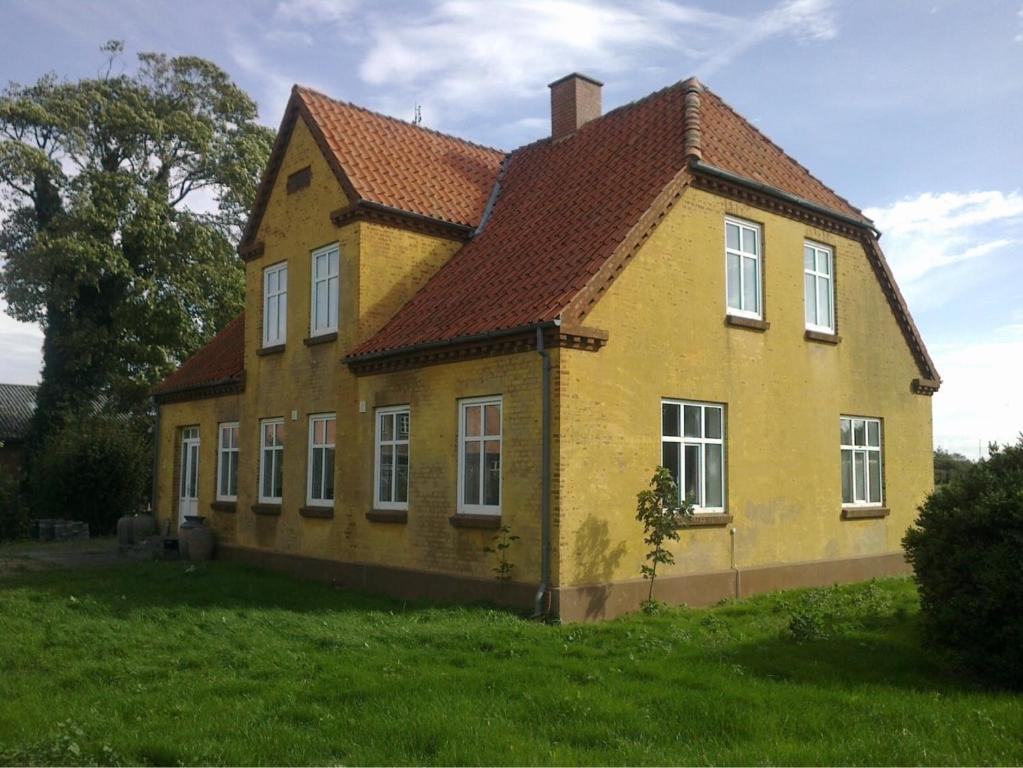 A Big Holidayhouse Rømø-Rim-Ribe