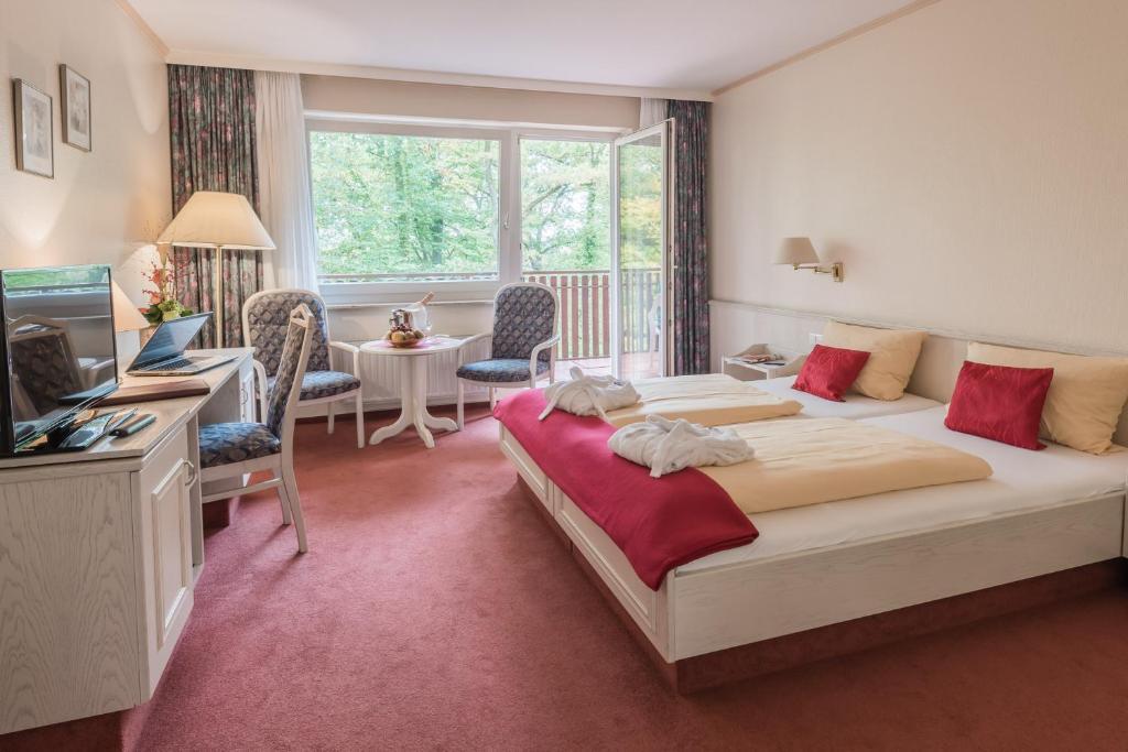 Hotel Ilmenautal Bad Bevensen, Germany