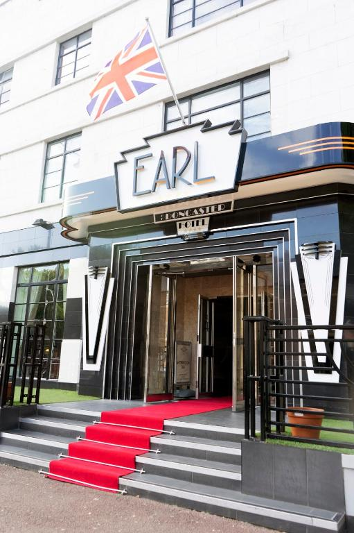 Earl of Doncaster Hotel - Laterooms