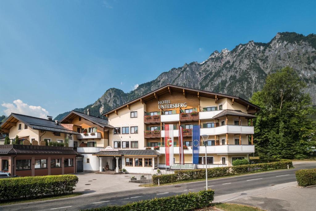 Hotel Untersberg Sankt Leonhard, Austria