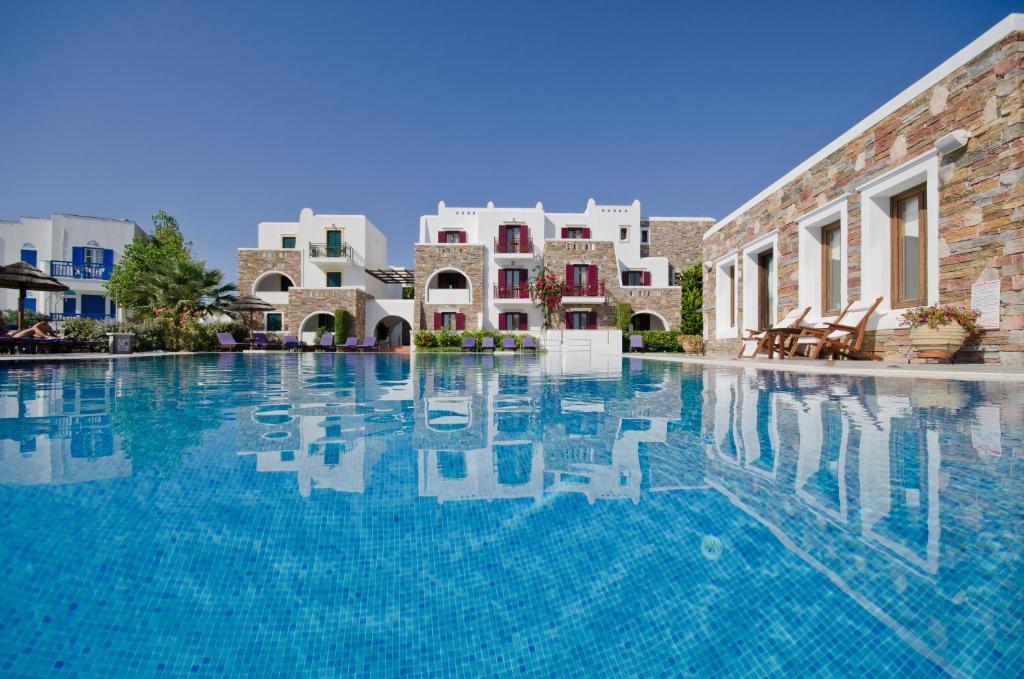 Naxos Resort Beach Hotel Naxos Chora, Greece