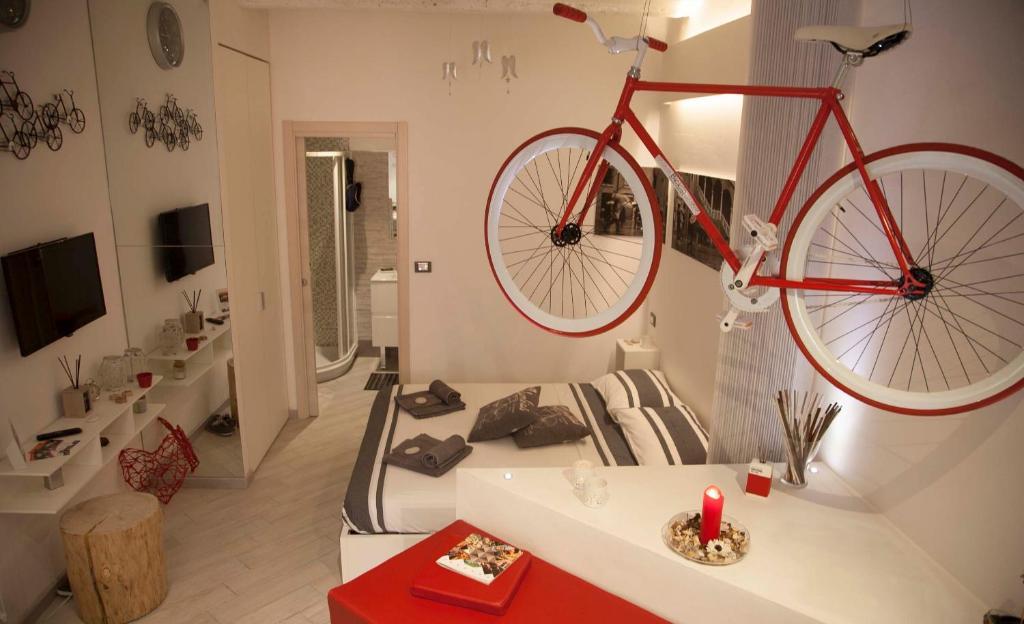 Bagno di Biciclo' Rosso Ferrara