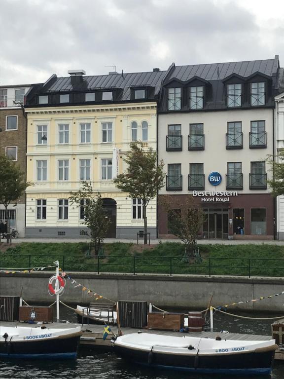 Best Western Hotel Royal Malmo, Sweden