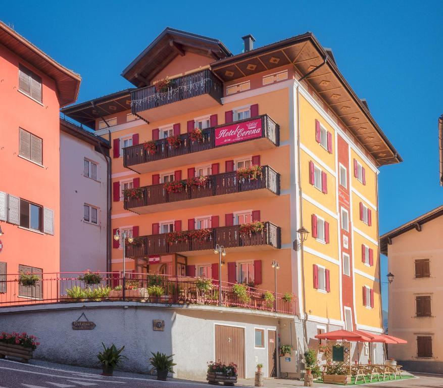 Albergo Corona Lavarone, Italy