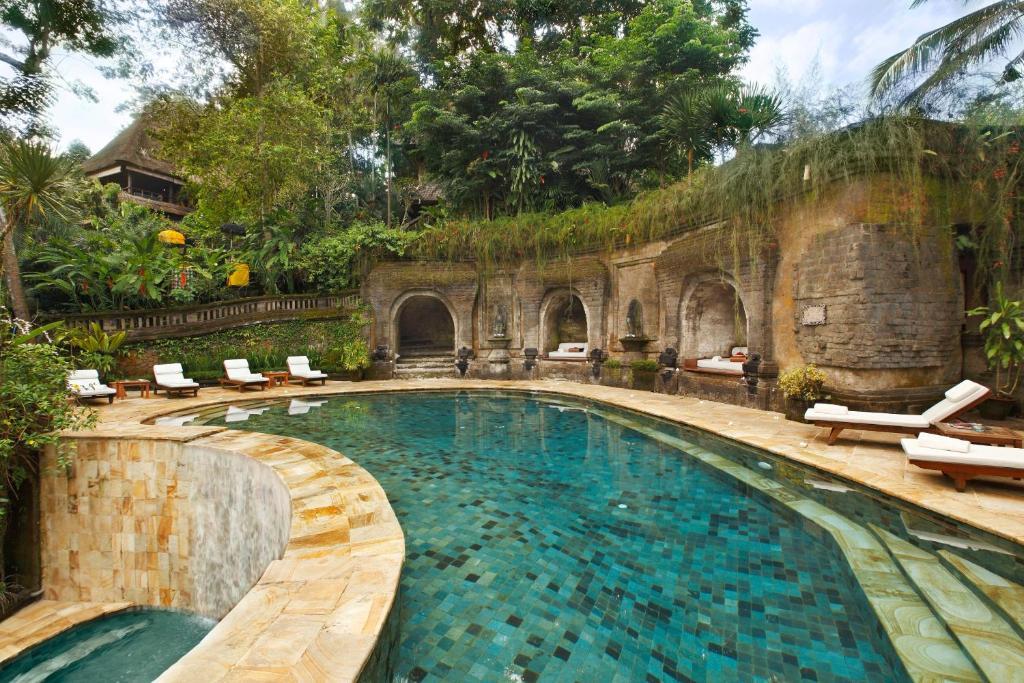 The swimming pool at or near Warwick Ibah Luxury Villas & Spa