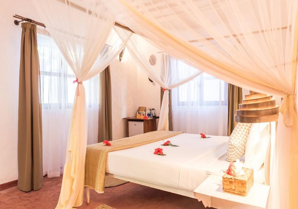 Fotografija jedinice 'Dvokrevetna soba Economy s bračnim krevetom s pogledom na vrt', broj 14